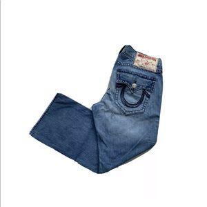 True Religion Rainbow Billy Straight Fit Jeans